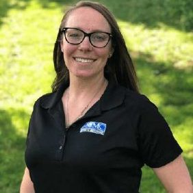 Esther Ferguson, Certified Athletic Trainer